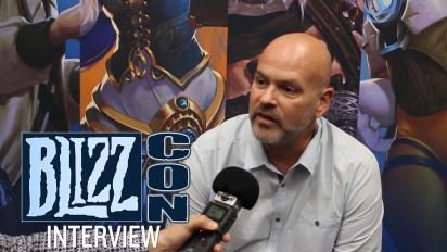 Warcraft III: Reforged - Matt Morris Interview