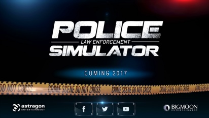 Police Simulator - Law Enforcement Reveal Trailer