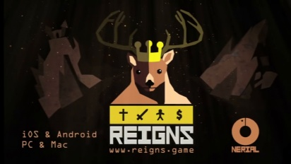 Reigns - Launch Trailer