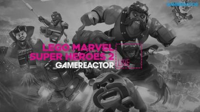Lego Marvel Super Heroes 2 - Livestream Replay