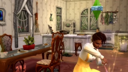 The Sims 4: Realm of Magic - Gameplay Trailer