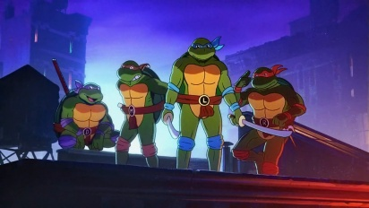 Teenage Mutant Ninja Turtles: Shredder's Revenge - Reveal trailer