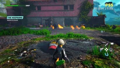 Biomutant - Gameplay Footage Playstation 5