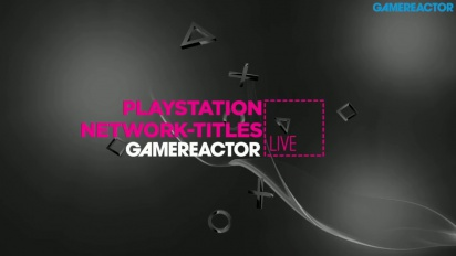 Playstation Network Titles - Livestream Replay