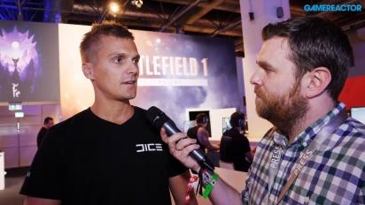Battlefield 1: Incursions - David Sirland Interview