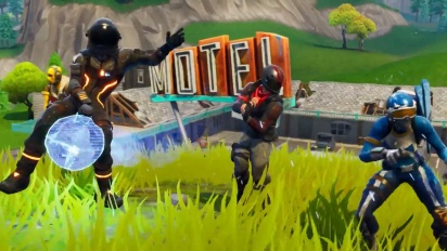 Fortnite - In-Game Tournaments Announcement