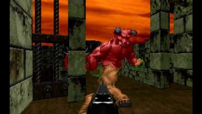 Doom, Doom II, and Doom 3 - Re-Release Trailer