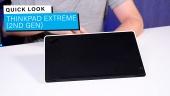 Lenovo ThinkPad X1 Carbon Extreme (Gen 2) - Quick Look