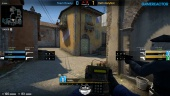 HyperX League 2v2 - Team Downy vs DefinitelyNot on inferno