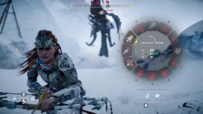 Horizon Zero Dawn: The Frozen Wilds - Playthrough Survivor