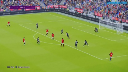 eFootball PES 2020 - Master League Match: Man United vs. Juventus