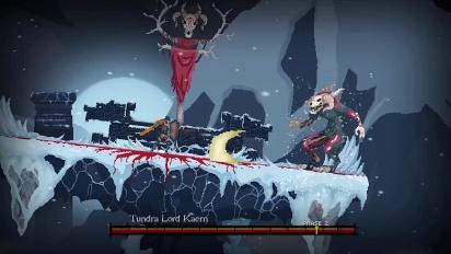 Death's Gambit - PS4 Reveal Trailer