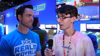 Realm Royale - Rory Newbrough Interview