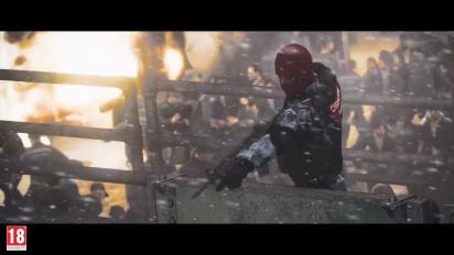 Hitman 2 – Siberia (The Prison) Sniper Assassin Trailer