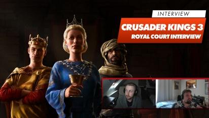 Crusader Kings 3: Royal Court - Alexander Oltner Interview