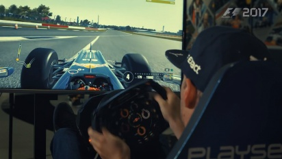 F1 2017 – Max Verstappen 'Silverstone Short' Gameplay Trailer
