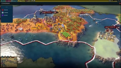 Civilization VI: Rise and Fall –- Spring 2018 Developer Update