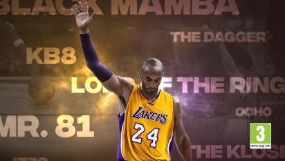 NBA 2K20 - Legends Never Die