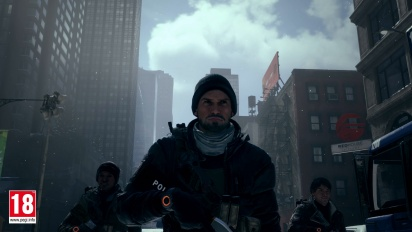 The Division - Gratis Weekend Trailer