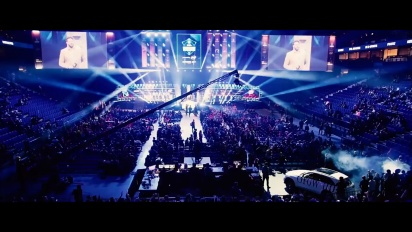 ESL One Birmingham 2018 Trailer