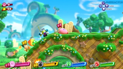 Kirby Star Allies - Videoreview