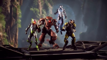 Anthem - Building the Javelins