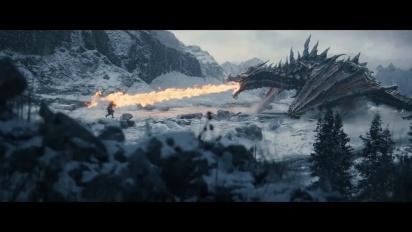 The Elder Scrolls V: Skyrim VR / PSVR - Claws Trailer