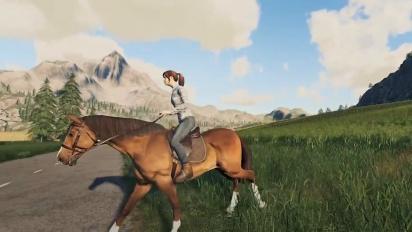 Farming Simulator 19 - Tending to Animals Gameplay Trailer