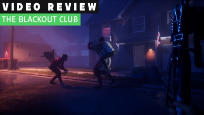 The Blackout Club - Videoreview