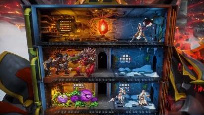Monster Train - Announcement Trailer