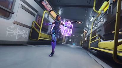 Overwatch 2 - Sombra Rework