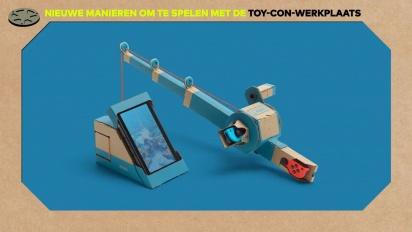 Nintendo Labo - Toy-Con-werkplaats Video