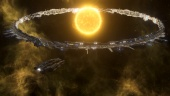 Stellaris: Console Edition - The fall of an Empire In-Game Trailer