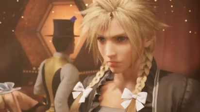 Final Fantasy VII: Remake - Japanese Anniversary Trailer