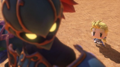 World of Final Fantasy - Story Trailer