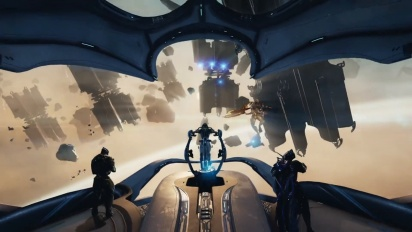 Warframe: Empyrean - PC Gaming Show 2019 Trailer