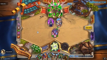 Gameplay Only for Hearthstone: Ashes of Outland