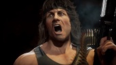 Mortal Kombat 11 Ultimate - Official Rambo Gameplay Trailer