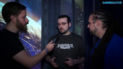 Battlefleet Gothic: Armada - Interview Maxime Josse und Romain Clavier