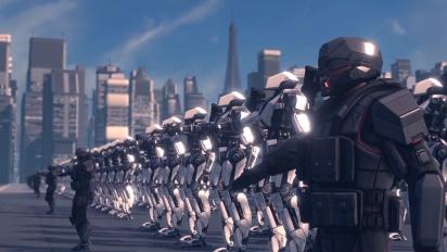 Xcom 2 - Console Release Announcement Trailer