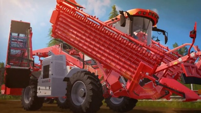 Farming Simulator 17 - Garage Trailer
