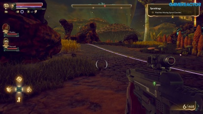 The Outer Worlds - Monarch Gameplay