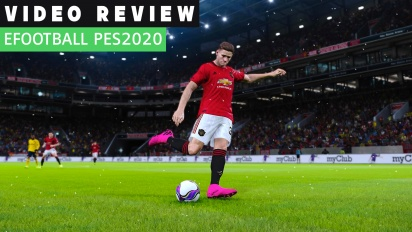 eFootball PES 2020 - Videoreview