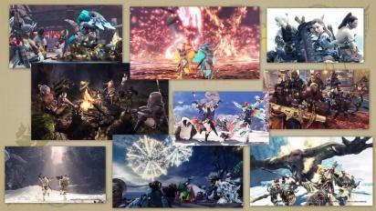 Monster Hunter World: Iceborne - 'The Final Stand' Dev Diary