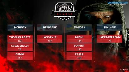 Call of Duty: Warzone - Rebirth Island Rumble Winner Interview