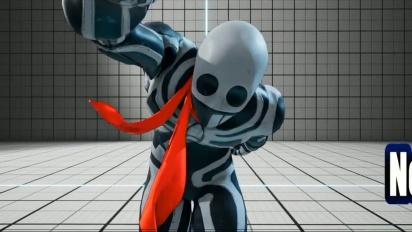 Arika's EX Fighting Game - EVO 2017 Trailer