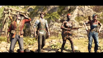 Strange Brigade - Launch Trailer