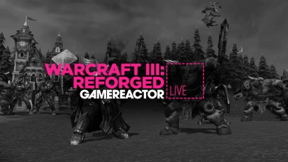Warcraft III: Reforged - Livestream Replay