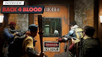 Back 4 Blood - Lianne Papp Interview