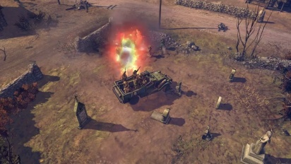 Company of Heroes 2 - March 2014 Deployment